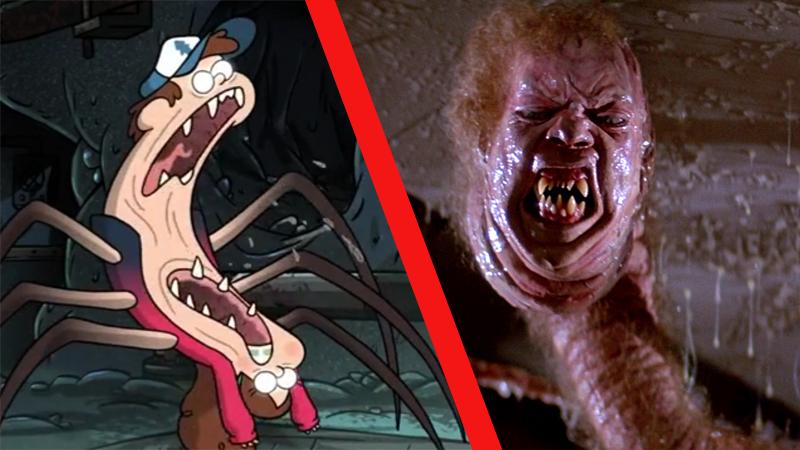 Gravity Falls: quando Disney cita Carpenter thumbnail