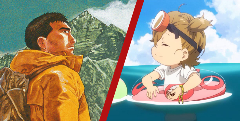 Mare o Montagna? L'eterna domanda attraverso Manga e Anime thumbnail