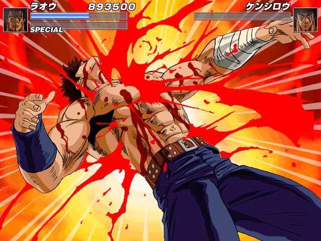 Quanto sangue ha in corpo Kenshiro? thumbnail