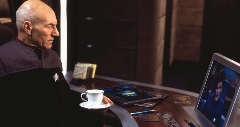 Jean-Luc Picard: tecnologia e Earl Grey Tea thumbnail