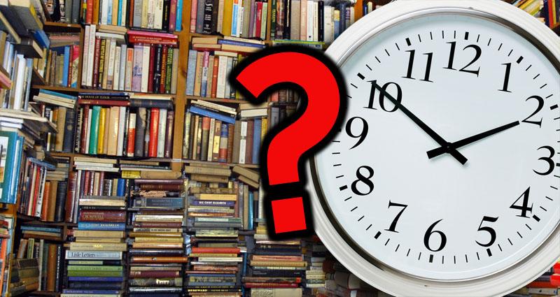 Quanti libri è possibile leggere in una vita? thumbnail