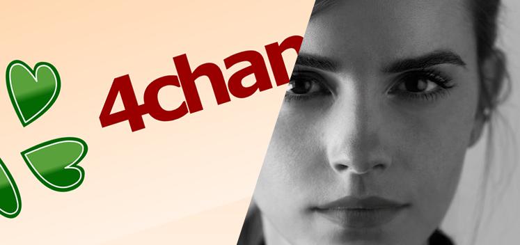 Emma Watson e il caso 4chan: due vittime? thumbnail
