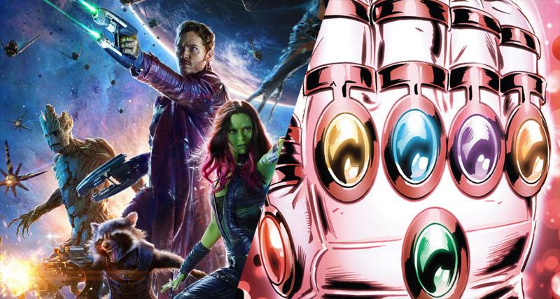 Guardiani della Galassia: le gemme dell'infinito al cinema thumbnail