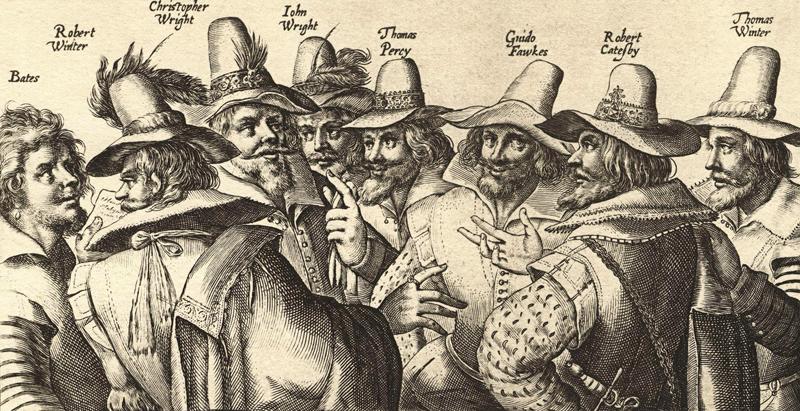 Guy Fawkes: ricorda per sempre il 5 Novembre thumbnail
