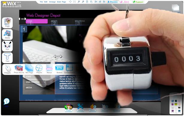 Puoi creare un sito web con pochi click! Ma quanti click ci vogliono esattamente? thumbnail