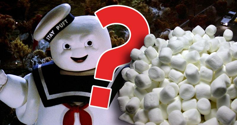 Ghostbusters: da quanti Marshmallow è composto l'Omino Stay Puft? thumbnail