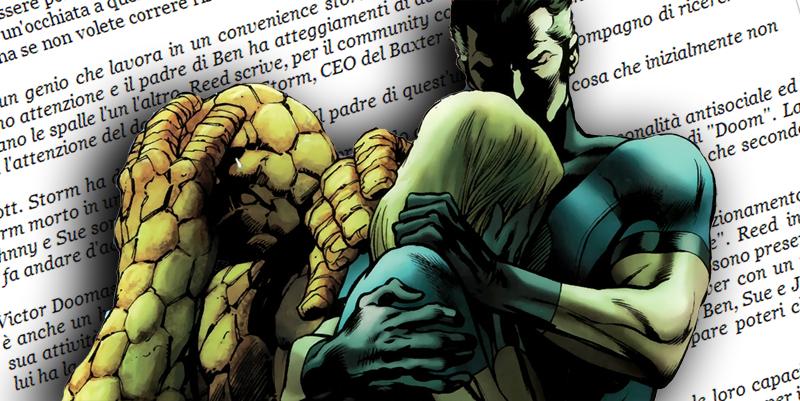 La presunta trama dei Fantastici 4 non ha nulla di fantastico. thumbnail