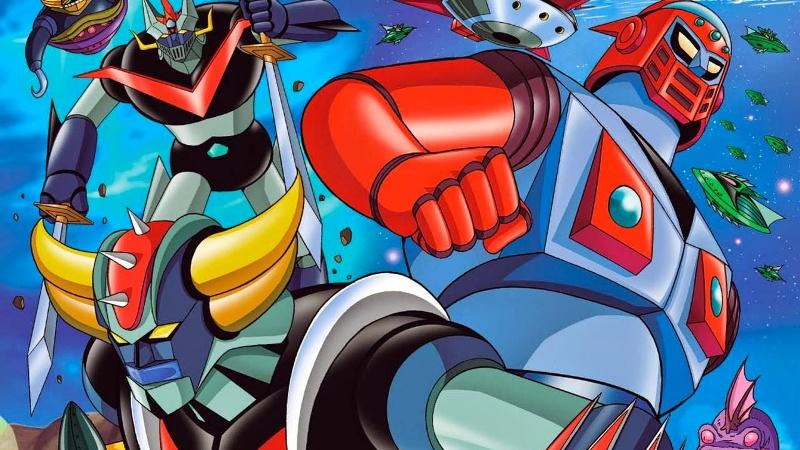 Le notti dei Super Robot: avete lanciato i componenti? thumbnail