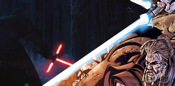 Episodio VII: la guardia laser non è una mossa stupida thumbnail