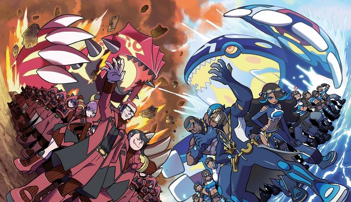 Pokémon Rubino Omega e Zaffiro Alpha: torniamo ad Hoenn thumbnail