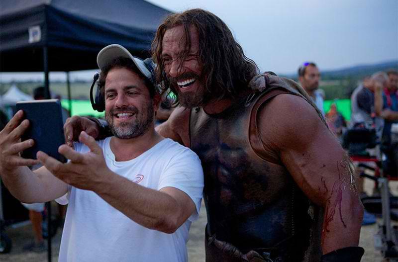 Hercules: intervista  esclusiva al regista Brett Ratner thumbnail