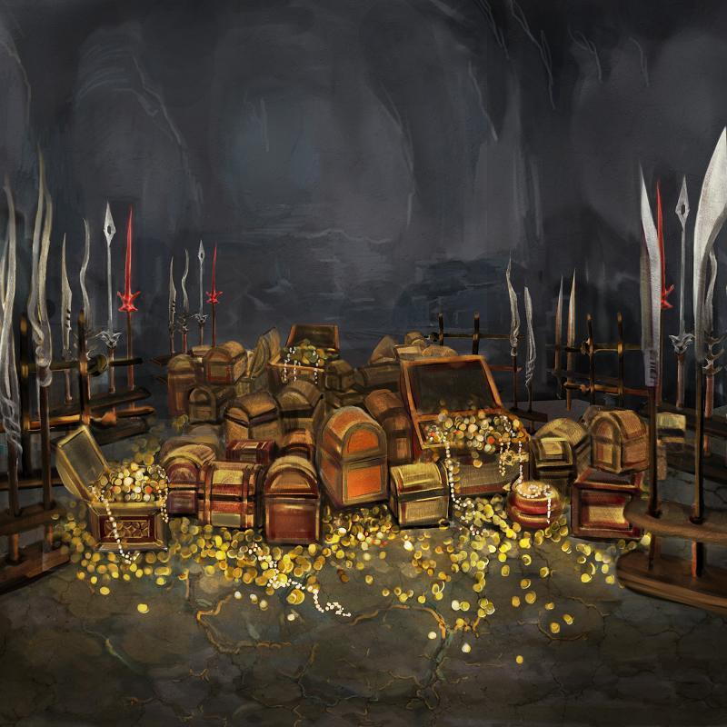 Quanti Euro vale una moneta d'oro di Dungeons & Dragons? thumbnail