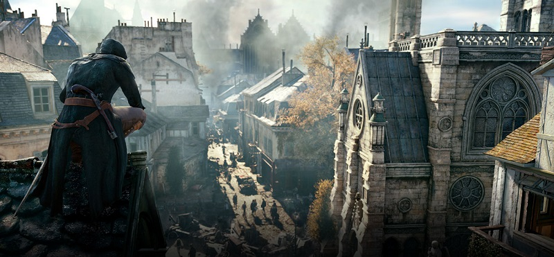 Assassin's Creed Unity, Liberté, Égalité, Next genè. thumbnail