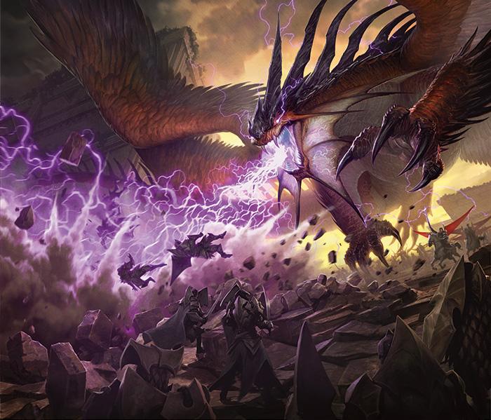 Magic The Gathering: Khan, draghi e morte thumbnail