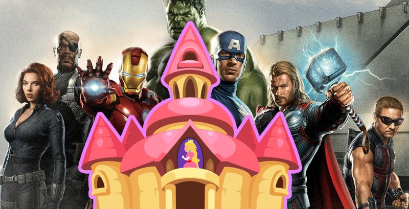 Avengers - Age of Ultron: un castello per ogni vendicatore thumbnail