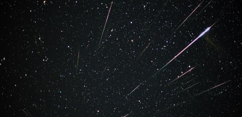 Picco Liridi: la pioggia di meteore thumbnail