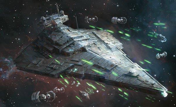 Pre StarWarsDay: ecco Star Wars Armada! thumbnail