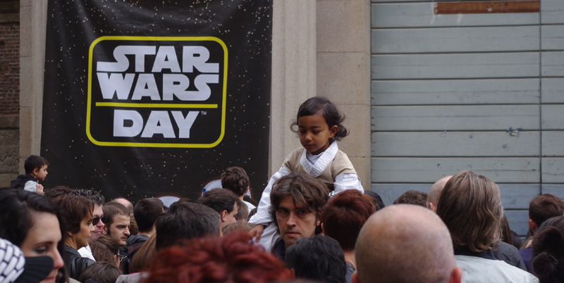StarWarsDay: una parata a Milano thumbnail