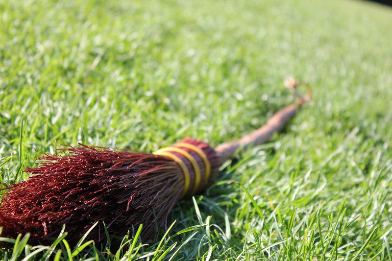 Ecco come giocare a Quidditch nella vita reale thumbnail