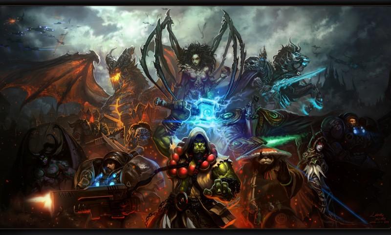 Heroes of the Storm: arrivano gli eroi della tempesta thumbnail
