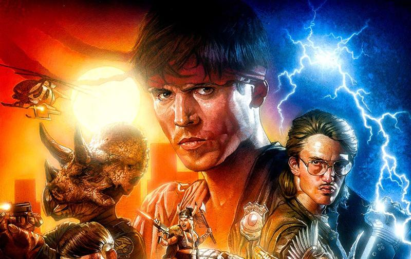 Kung Fury: anni 80 ovunque thumbnail