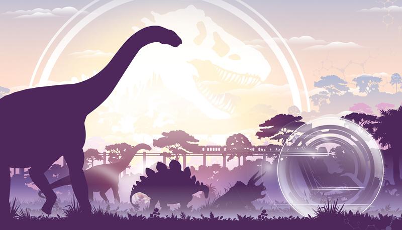 Jurassic World: la versione geneticamente modificata di Jurassic Park thumbnail
