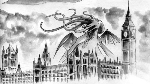 Watson & Lovecraft: tentacoli su Londra thumbnail