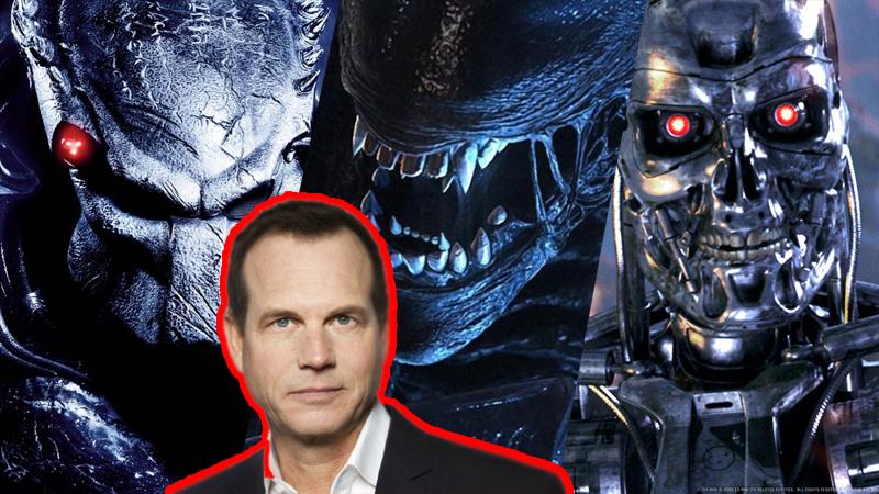 L'uomo ucciso da Terminator, Alien e Predator thumbnail