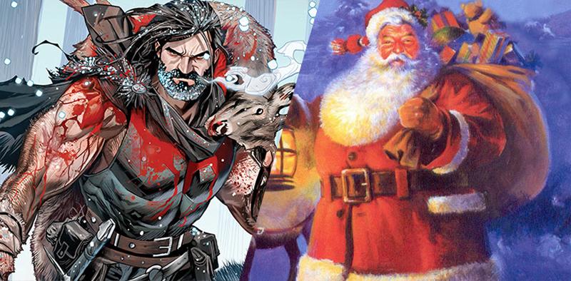Klaus: il Babbo Natale di Grant Morrison thumbnail