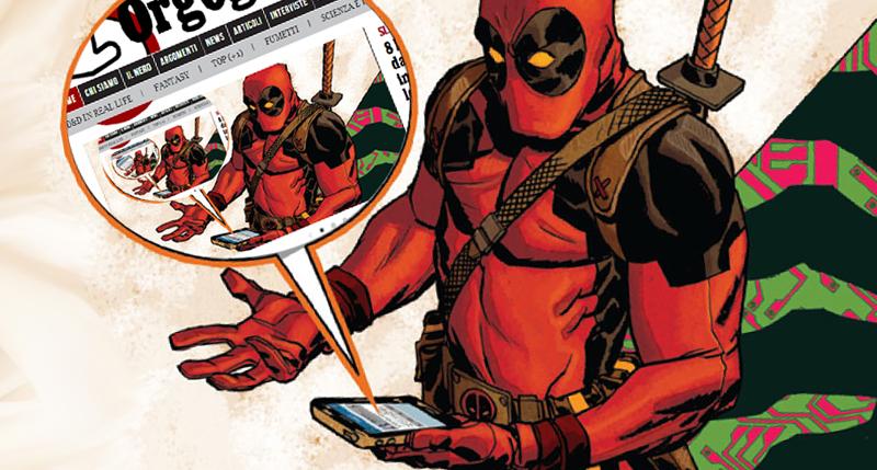 Perché Deadpool si chiama Deadpool? Risponde Deadpool! thumbnail