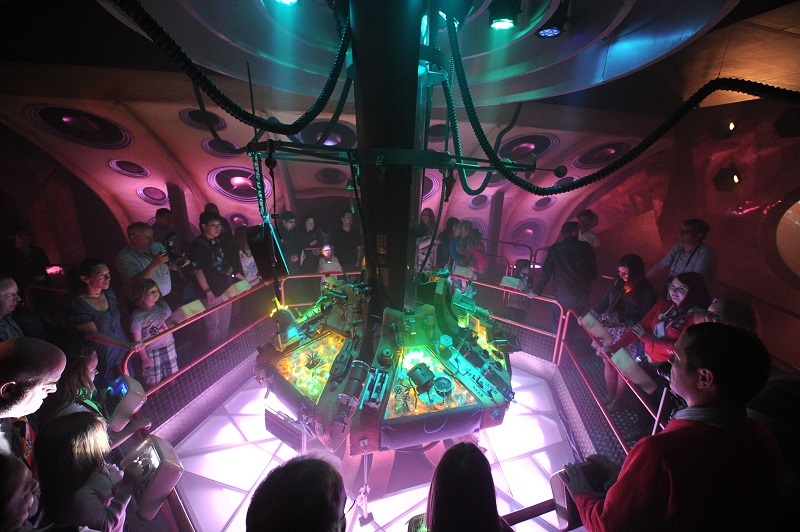Doctor Who Experience: noi ci siamo stati thumbnail