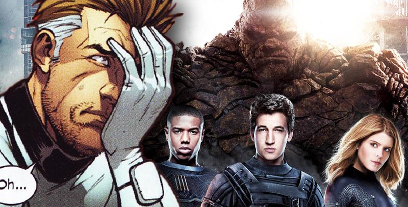 Fantastic 4: è tempo di distruzione thumbnail