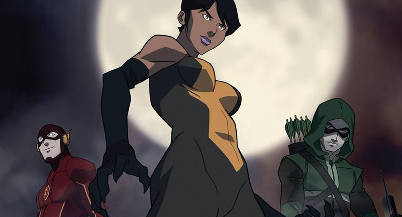 Vixen: la seria animata in continuity con Arrow e Flash thumbnail