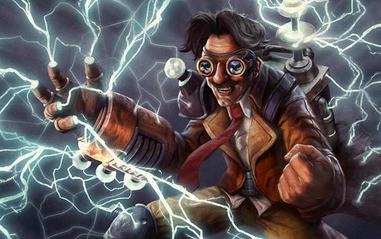 Arena of Fate: Tesla e Cappuccetto Rosso contro Cthulhu thumbnail
