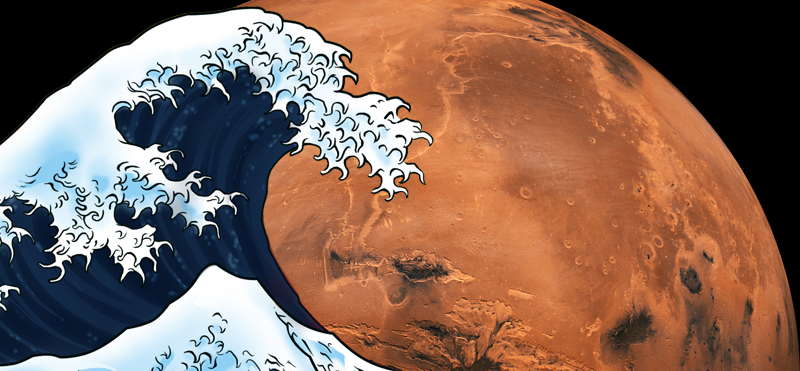 La storia della ricerca dell'acqua sul Pianeta Rosso thumbnail