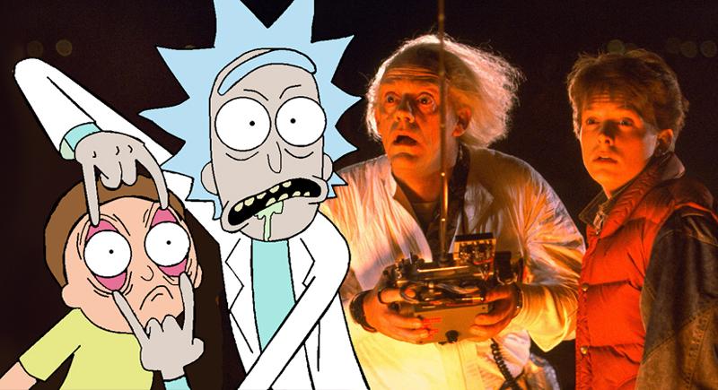 Ritorno al Futuro Day: chi sono Rick e Morty? thumbnail