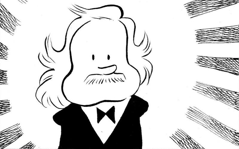 Albert&Me: Tuono Pettinato esordisce su Le Scienze thumbnail