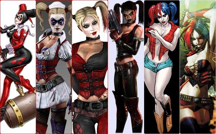 Harley Quinn: una ragazza con la stoffa thumbnail
