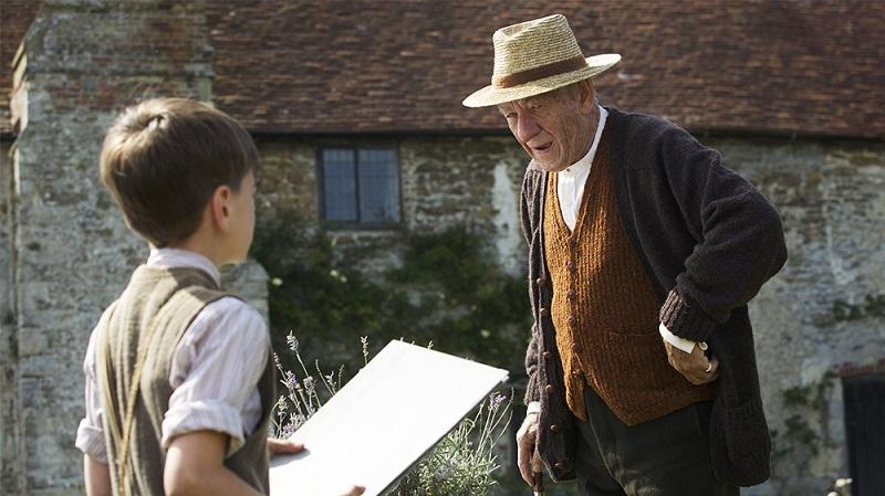 Mr.Holmes: un cambiamento drastico thumbnail