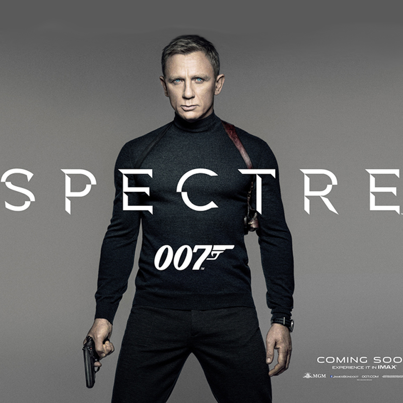 SPECTRE: l'ultimo capitolo di Craig-Bond thumbnail