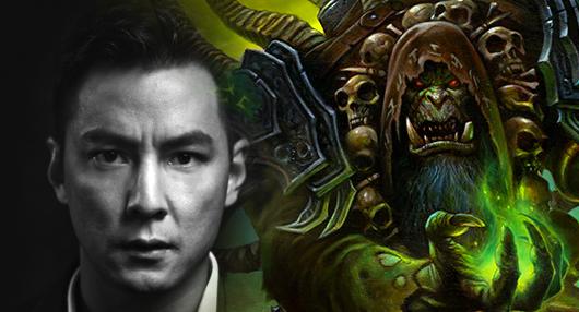Warcraft - L'inizio: intervista a Daniel Wu alias Gul'dan thumbnail