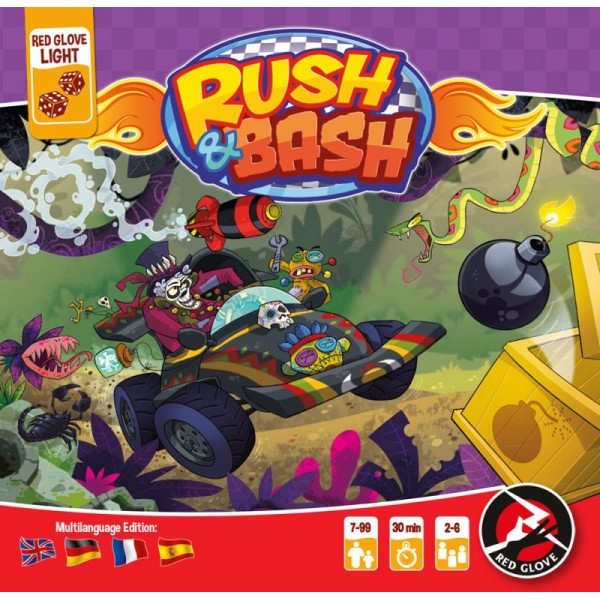 Rush & Bash, un gioco di corse ...di corsa! thumbnail
