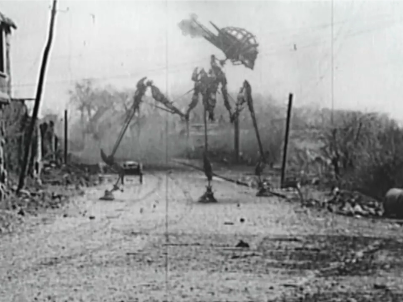 The great martian War 1913-1917: i nostri nonni contro gli alieni. thumbnail