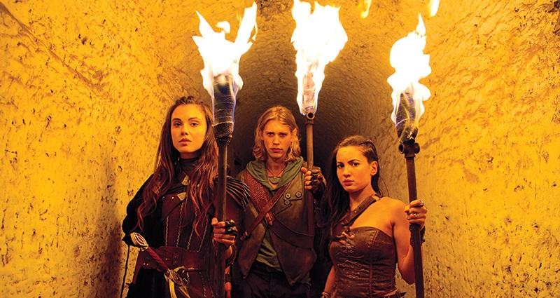 Shannara Chronicles: le prime due ore thumbnail