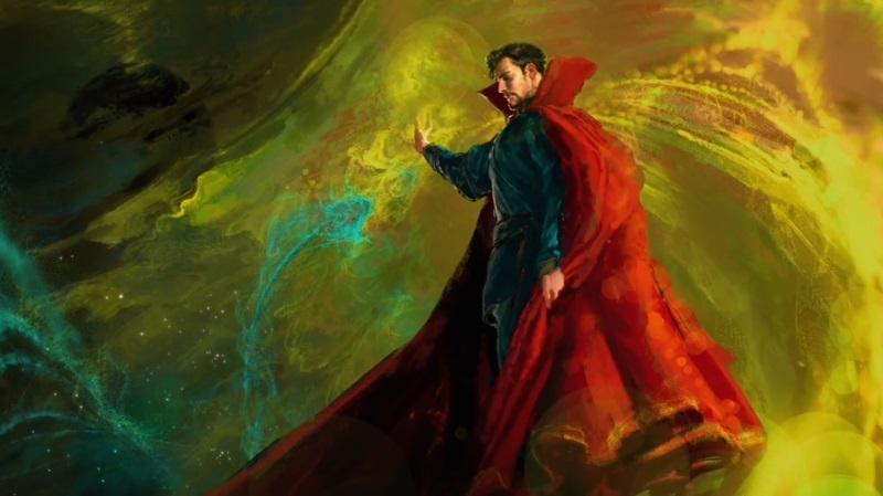 Doctor Strange, un supereroe che non abbiamo mai visto thumbnail