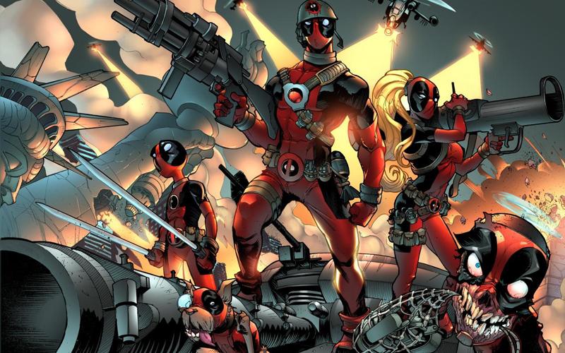 Sette (+1) versioni di Deadpool tra costumi e universi alternativi thumbnail