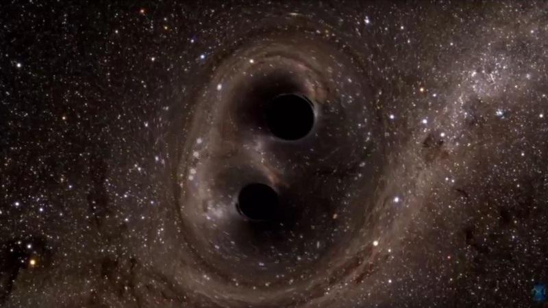 Onde gravitazionali: cosa sono? thumbnail