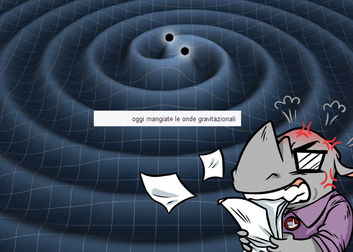 I Dieci peggiori commenti su Einstein e le Onde Gravitazionali thumbnail