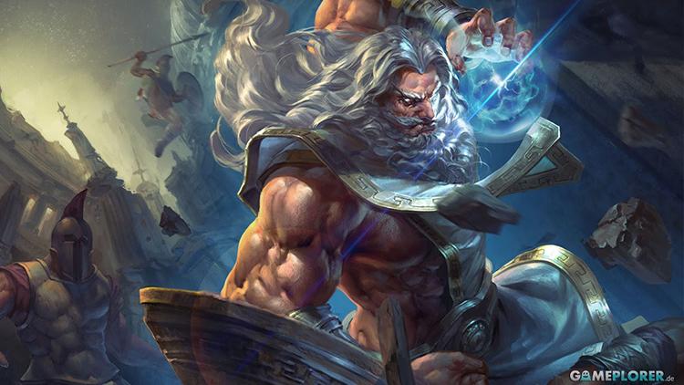 Tesseract: scontri fra divinità thumbnail