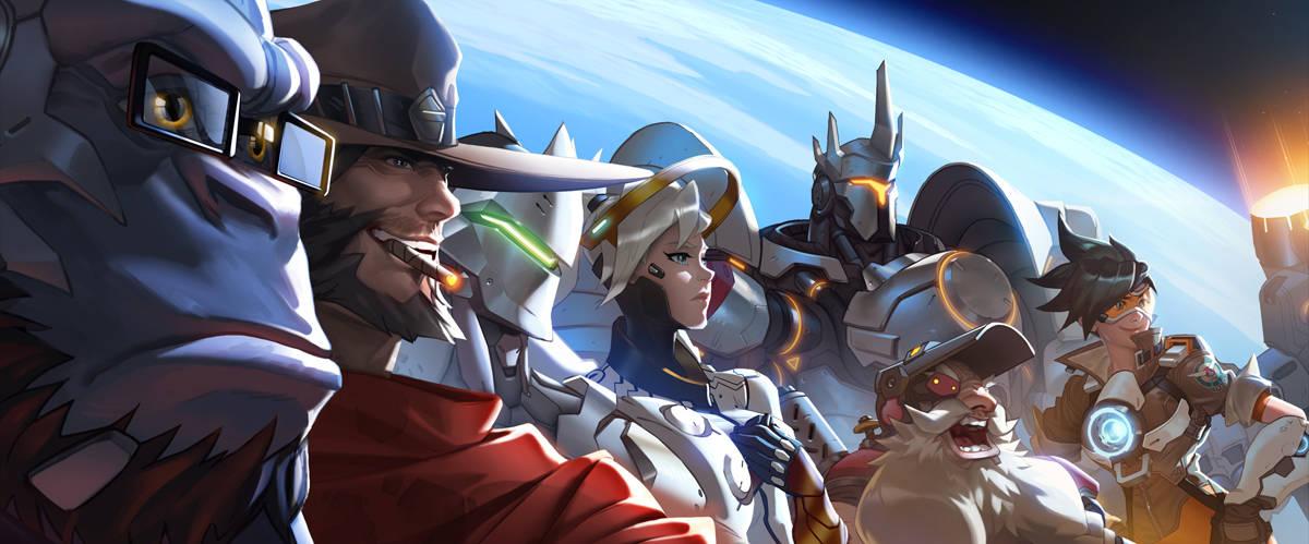Overwatch: il Dream Team di Orgoglio Nerd thumbnail
